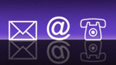 Mail/email/phone icon
